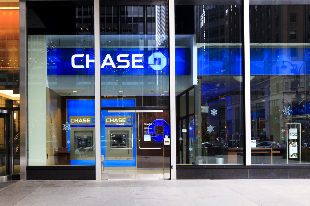 Chase Bank Branch