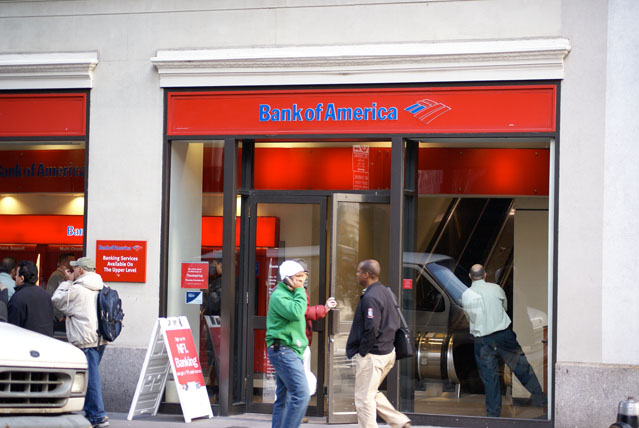 Bank of America Layoffs