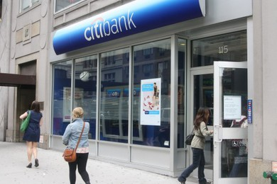 Citibank NYC 23rd St Branch