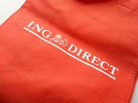 ING Direct Bag