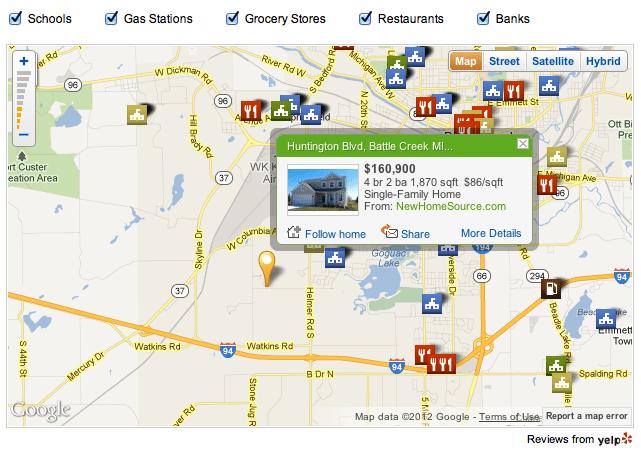top real estate websites image