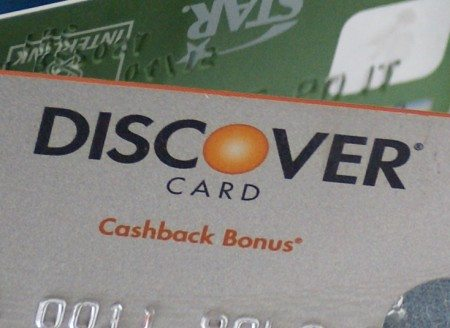 Discover More Credit Card large