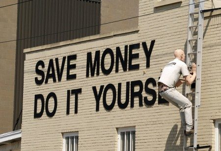 Save Money Do It Yourself