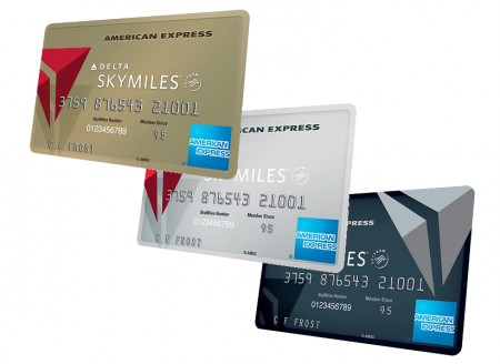 Delta Airlines Credit Cards American Express