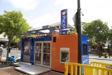 PNC Bank Pop-up Branch