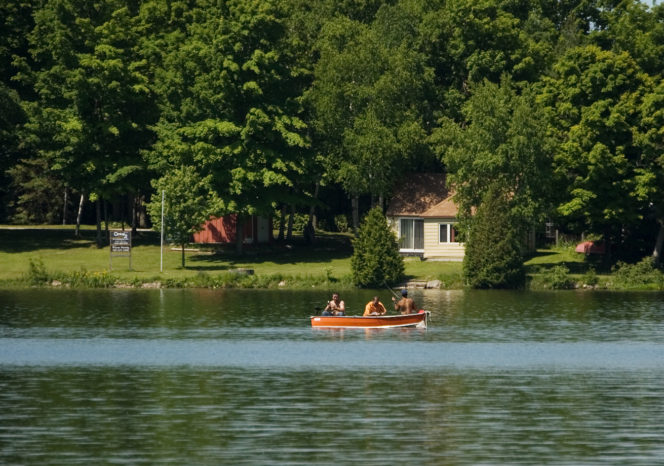Ways to Impress a Mortgage Lender to Get the Lake House by Gracey Stinson