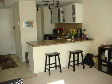 Minneapolis studio apartment