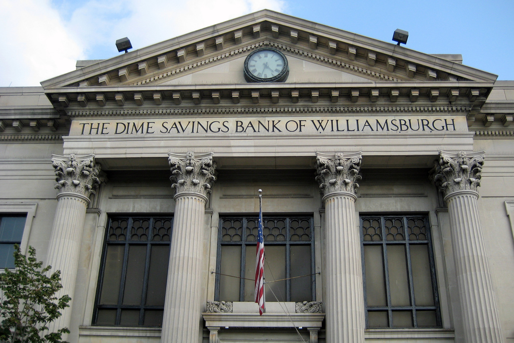 Dime Savings Bank of WIlliamsburgh (209 Havemeyer St., Brooklyn)
