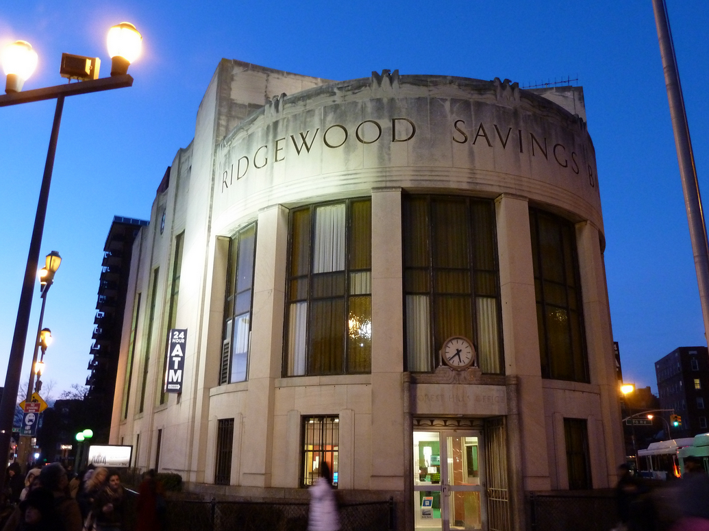Ridgewood Savings Bank (10755 Queens Blvd)