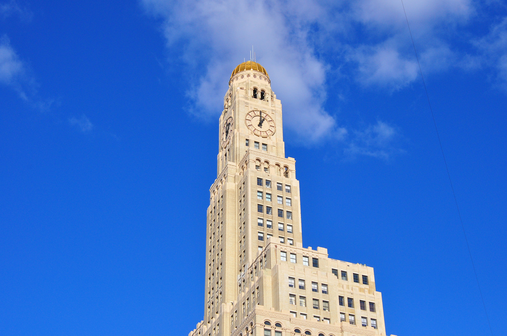 Williamsburgh Savings Bank Tower, now luxury condos (1 Hanson Place, Brooklyn)