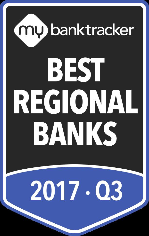 Badge for Best Regional Bank