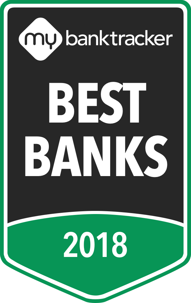 The MyBankTracker awards to the best banks for 2018