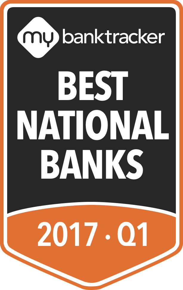 Best National Banks Q1 2017