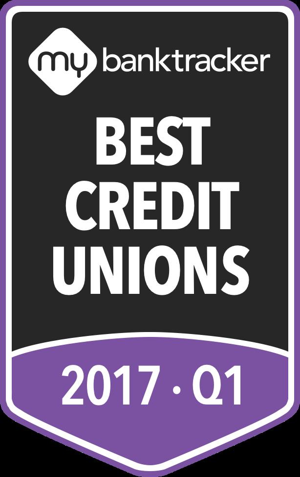 Best Credit Unions Q1 2017
