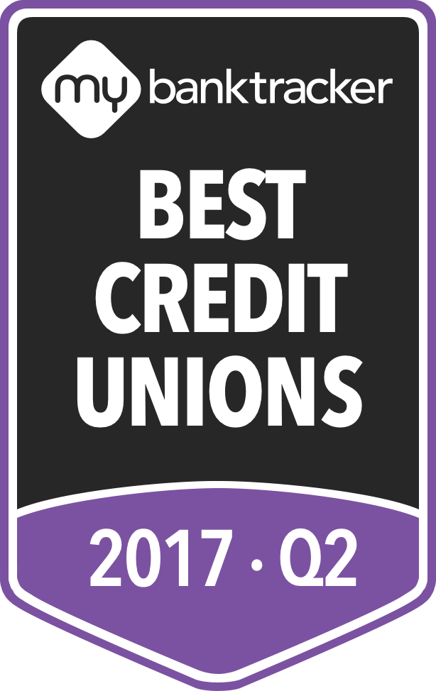 Best Credit Unions Q2 2017