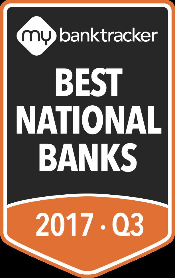 Best National Banks Q3 2017