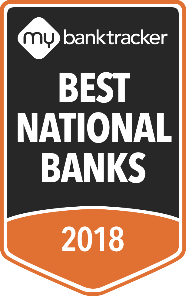 The Best National Banks of 2018