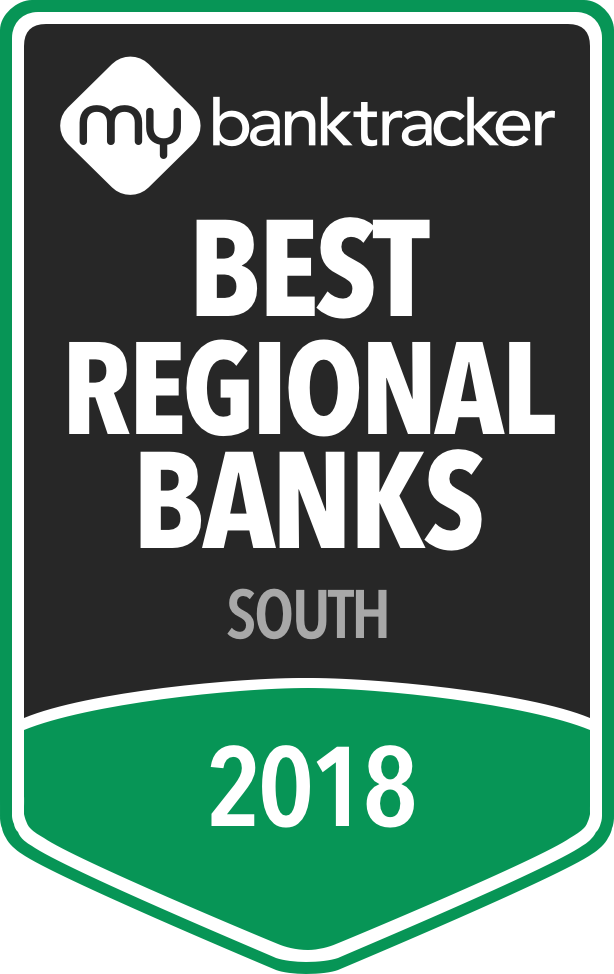 The Best Southern Regional Banks of 2018