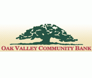 Oak Valley Community Bank logo