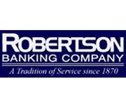 Robertson Banking Company brand image