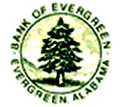 Bank of Evergreen brand image