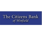 The Citizens Bank of Winfield brand image