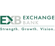 The Exchange Bank of Alabama logo