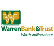 Warren Bank and Trust Company logo