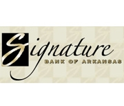 Signature Bank of Arkansas brand image