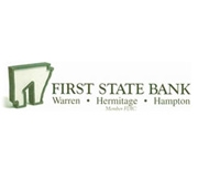 First State Bank of Warren brand image