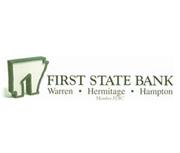 First State Bank of Warren logo