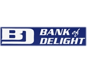 Bank of Delight brand image
