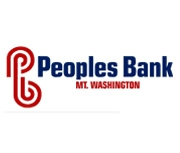 The Peoples Bank (Mount Washington, KY) logo