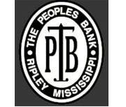 The Peoples Bank (Ripley, MS) logo