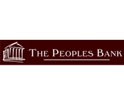 The Peoples Bank (Iva, SC) logo