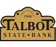 Talbot State Bank logo