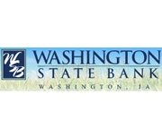 Washington State Bank (Washington, IA) brand image