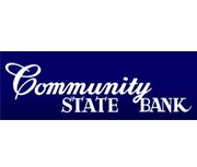 Community State Bank (Brook, IN) logo