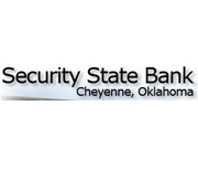 Security State Bank (Cheyenne, OK) logo