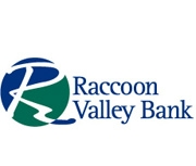 Raccoon Valley Bank brand image