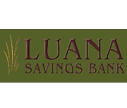 Luana Savings Bank brand image