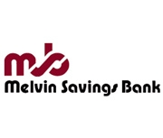 Melvin Savings Bank logo