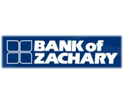 Bank of Zachary logo