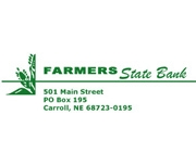 Farmers State Bank (Carroll, NE) logo