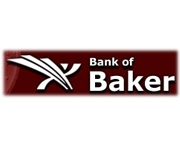 The Bank of Baker logo