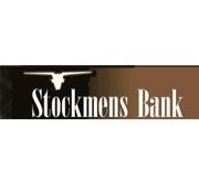 Stockmens Bank logo