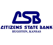 The Citizens State Bank (Hugoton, KS) logo