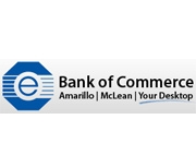 Bank of Commerce (Mclean, TX) logo