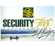 Security First National Bank of Hugo brand image