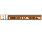 Great Plains Bank logo